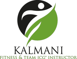 Logo GREEN Kalmani FitTeam Instruc